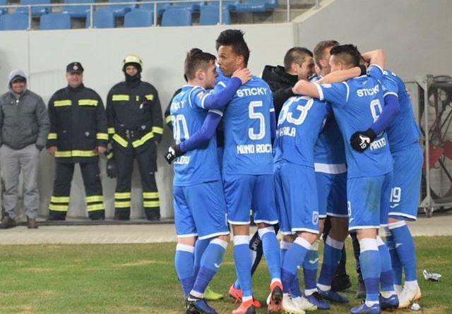 U Craiova - Viitorul in play-off