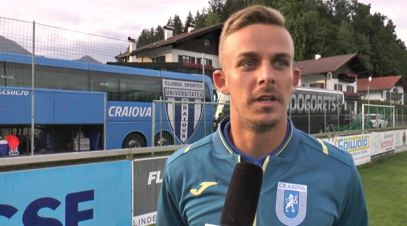 Nicusor Bancu, dupa Astra - Craiova 0-1