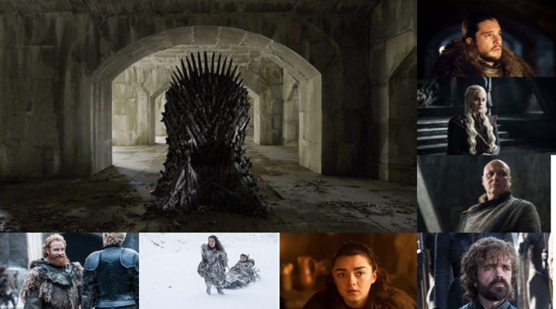 Game of Thrones sez 8