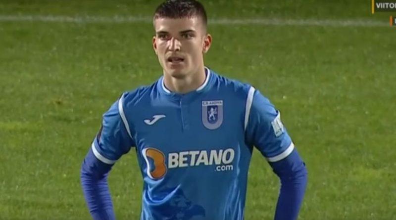 Mihaila Astra - Craiova 0-1