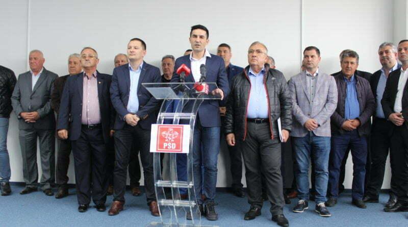 miting PSD Craiova