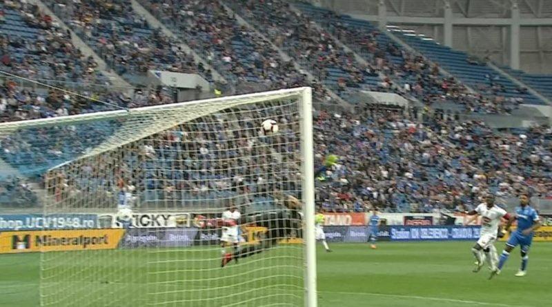 Cicaldau erou. Un gol in 360 de minute