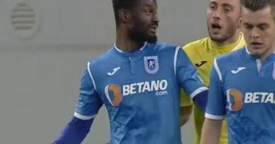 Craiova - FCSB 0-2, Donkor omu cu infrangerea