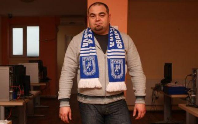 Bogdan Pancu votat in forul conducator al AJF Dolj