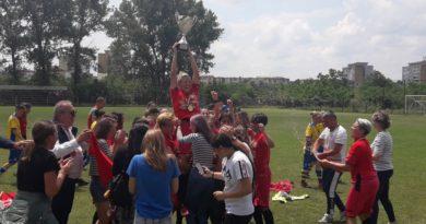 Doljul are reprezentanta in prima liga de fotbal feminin. Filiasi a promovat
