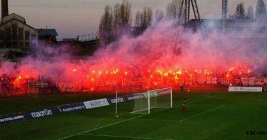 Atmosfera infernala la Budapesta
