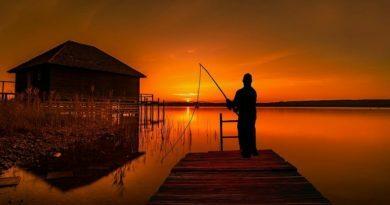 Concurs național de pescuit pentru nevăzători!