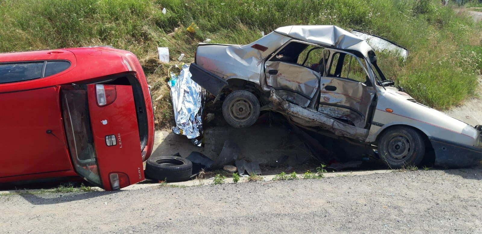 """Un oltean a murit în accident de """"Ziua internationala fara persoane decedate în accidente rutiere!"""""""