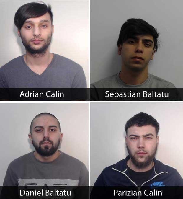 Anglia, în stare de șoc! Patru români au batjocorit copile de 12-13 ani!