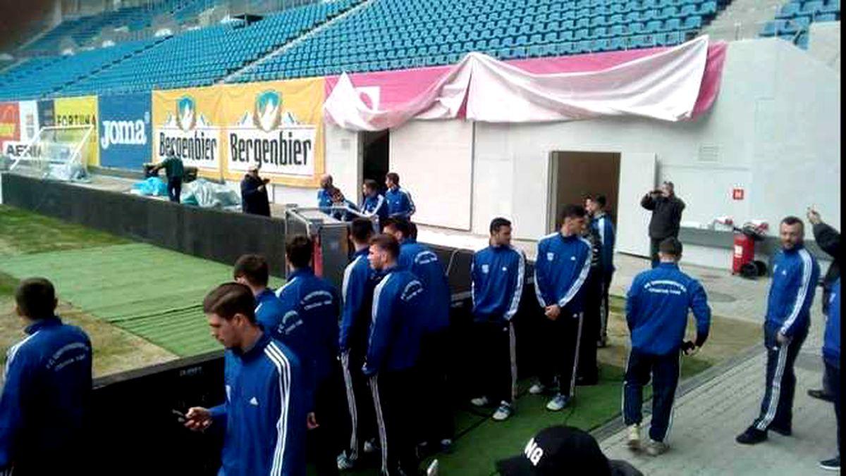 FCU Craiova poate juca pe Oblemenco