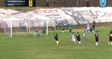FCU Craiova vs U Craiova