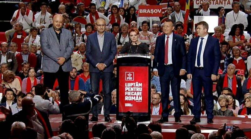 Lia Olguta Vasilescu atac la Ponta