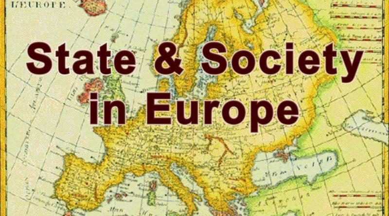 Stat si societate in Europa, la Aman