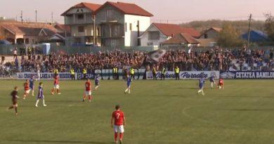 FCU Craiova - Chisineu Cris 5-0