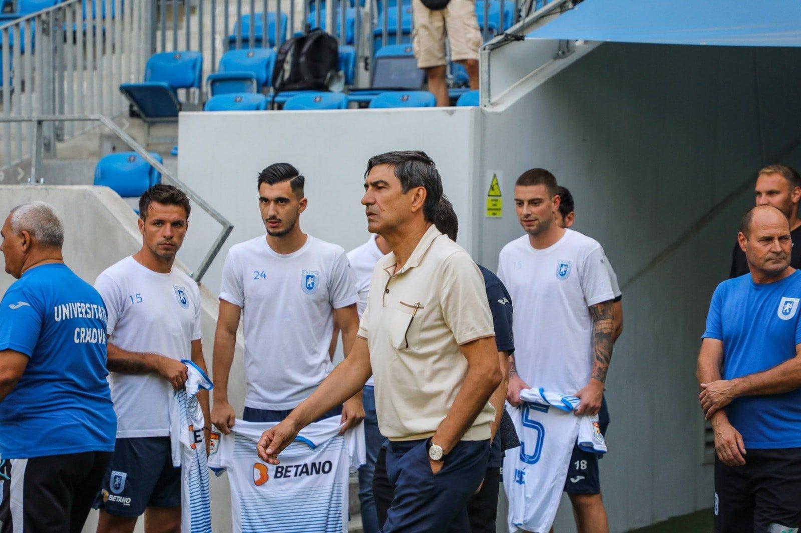 Ce jucători a cerut Victor Pițurcă!