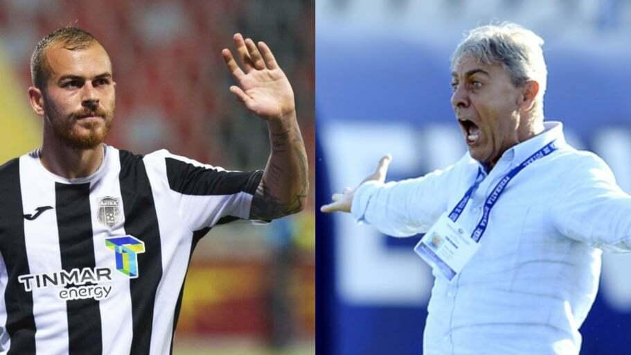 Denis Alibec l-a atacat nejustificat pe Sorin Cârțu!