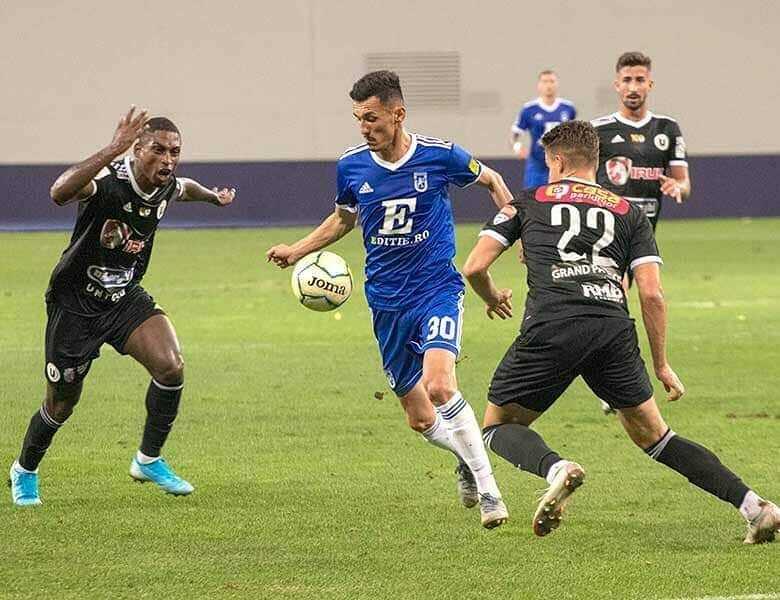 FCU Craiova, 13 puncte avans! Cetate, înfrângere la scor!