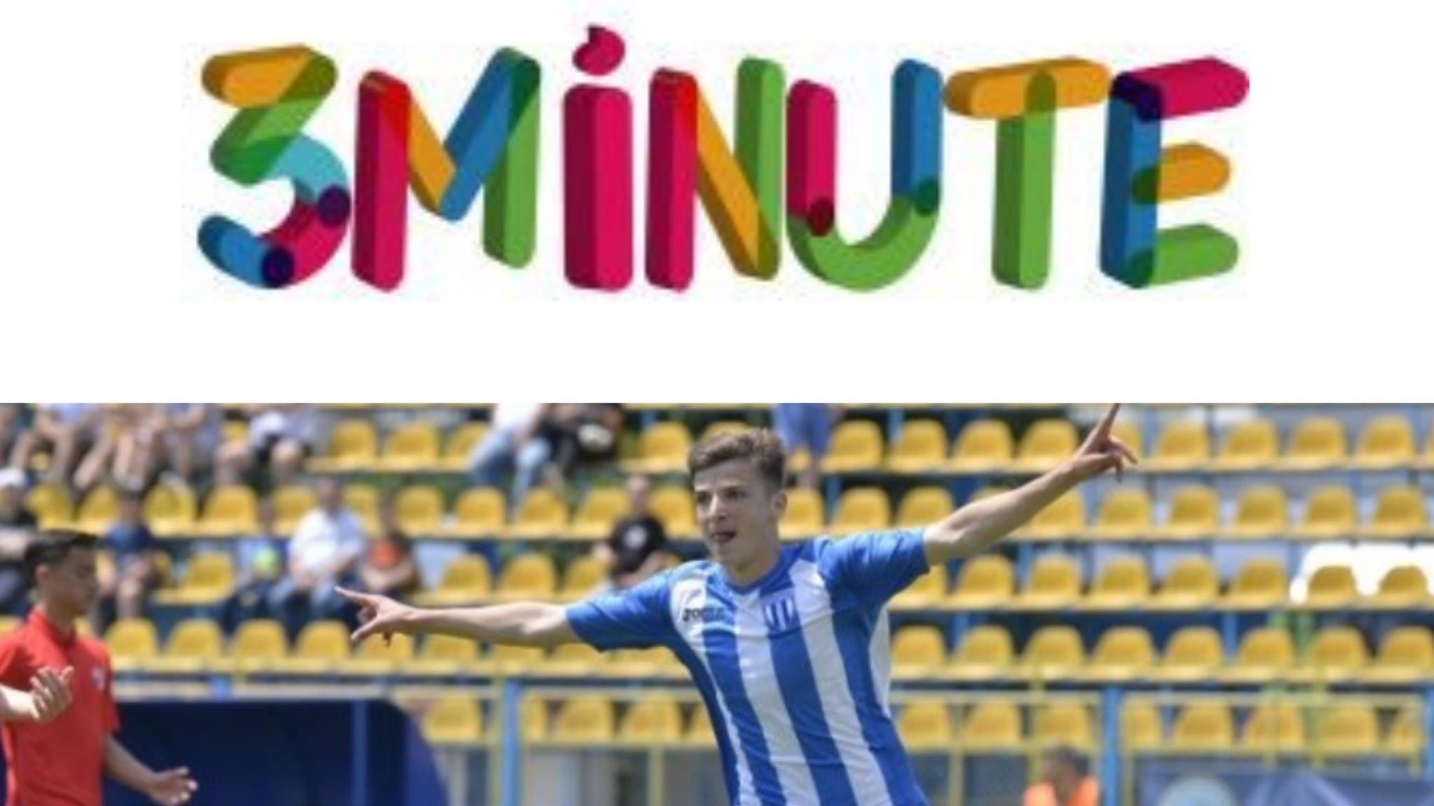 Valentin Mihăilă, fotbalist în 3minute!