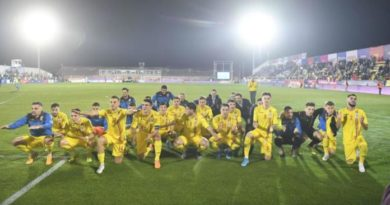 echipa lui Radoi