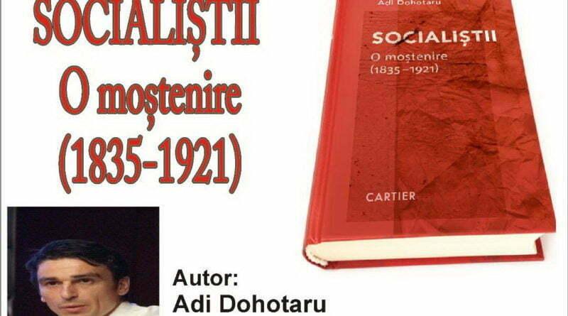 """""""Socialiștii"""" lui Dohotaru se lansează marți la Aman!"""