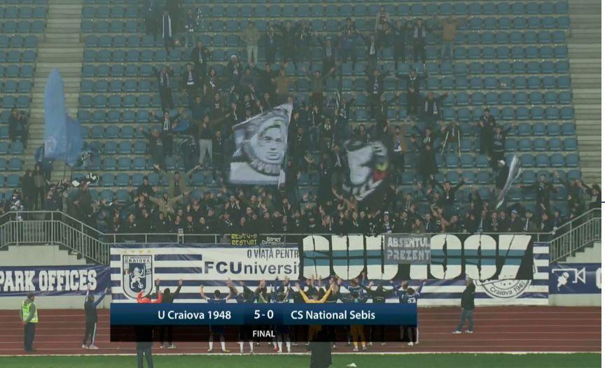 FCU Craiova încheie en-fanfare turul! Scandal cu două eliminări pe Extensiv!