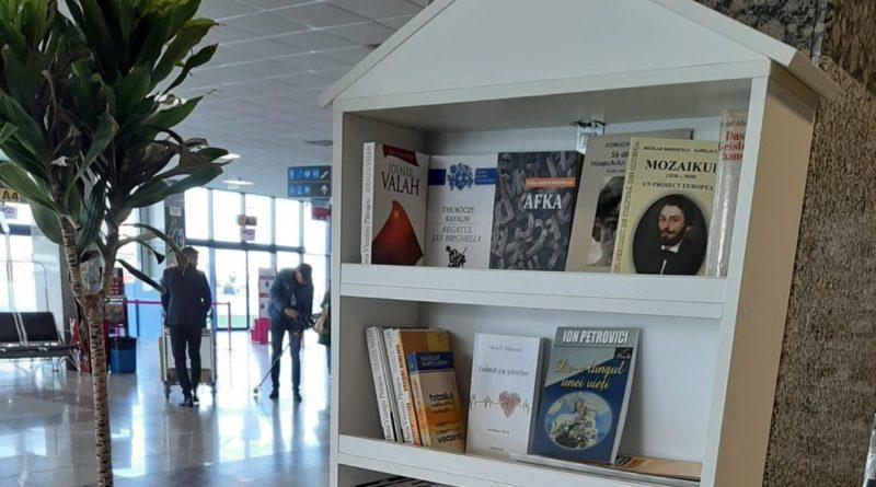 Flying books de la Aman la Aeroportul Craiova