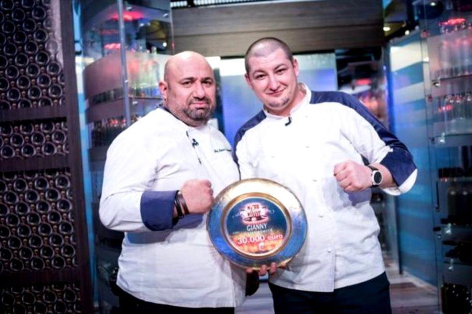 """Ce s-a ales de Gianny, câștigătorul sezonului 3 """"Chefi la cuțite""""!"""
