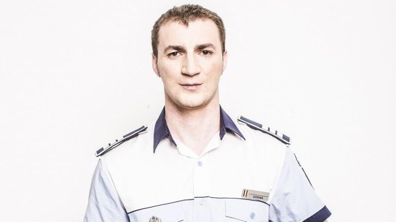 Cel mai celebru polițist din România, atacat cu un cuțit!