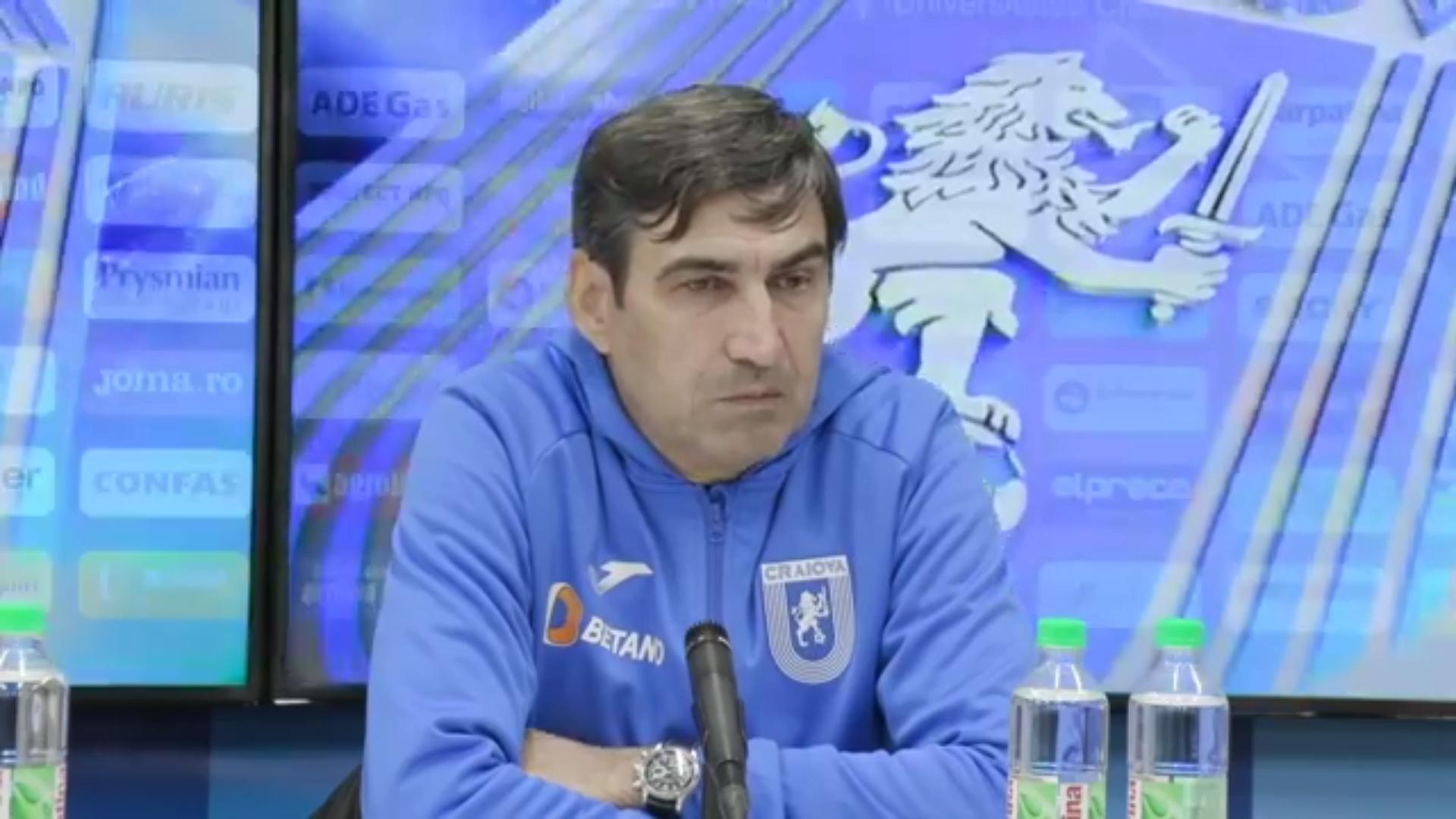"""Victor Pițurcă: """"Nu mai sunt așa tare în gură"""""""