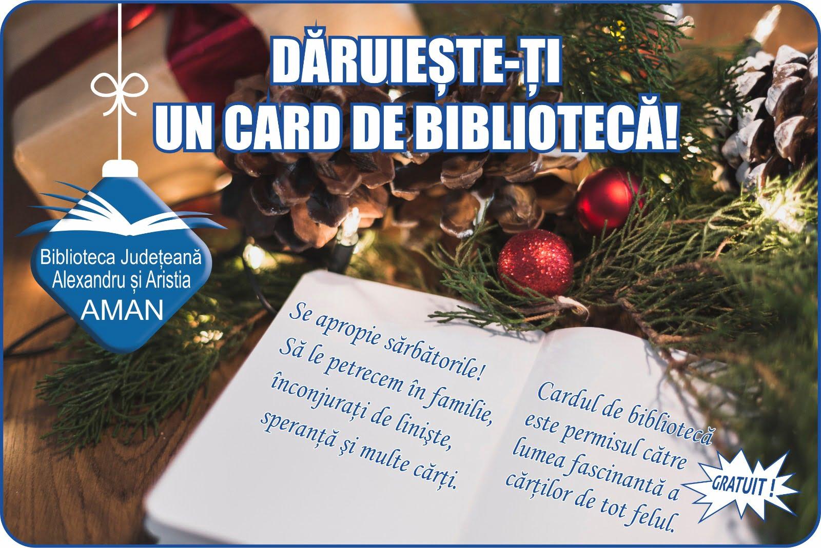 Card de biblioteca!
