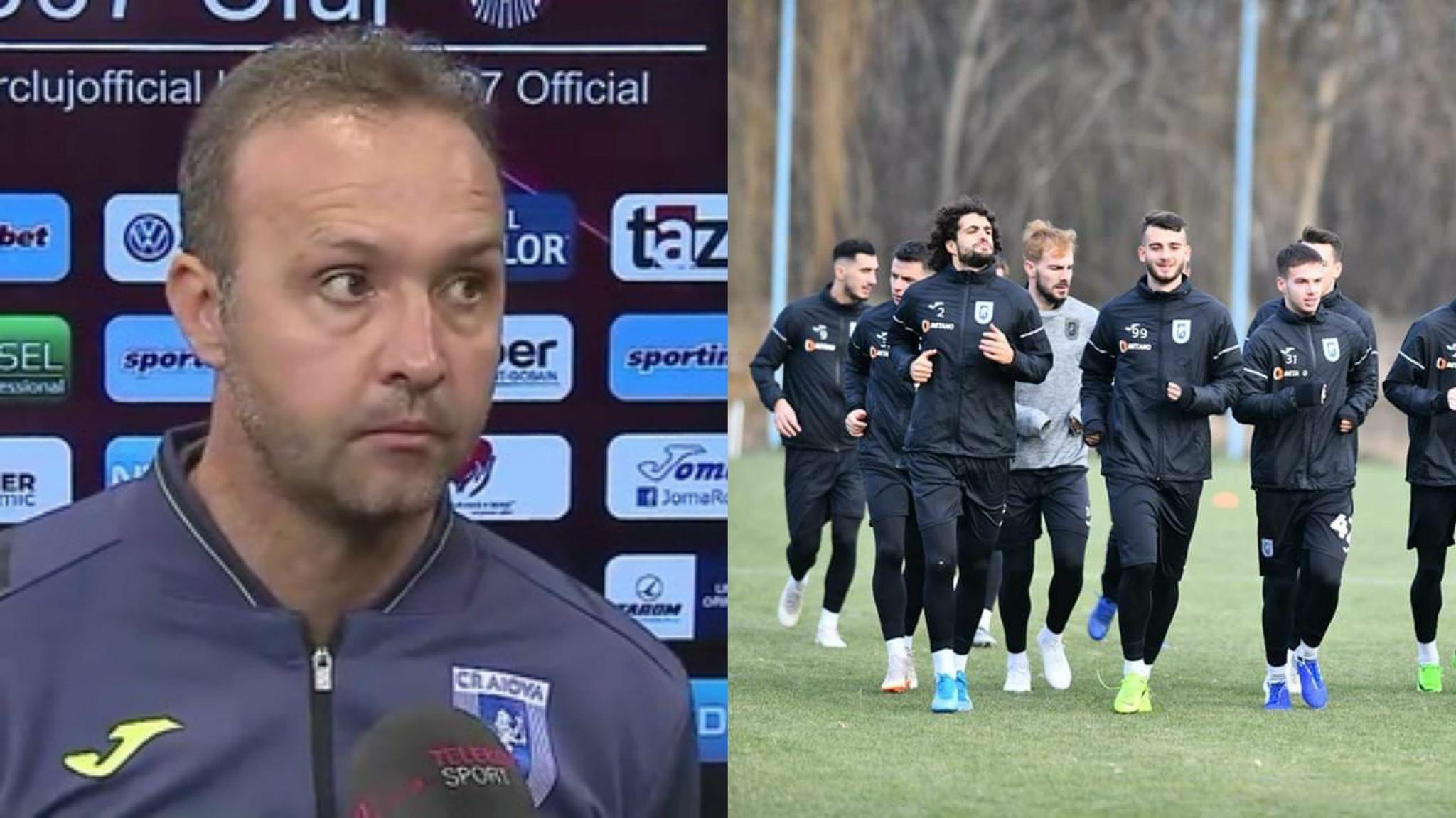 Craiova renunță la 6 fotbaliști și poate pierde peste 2 milioane de euro!