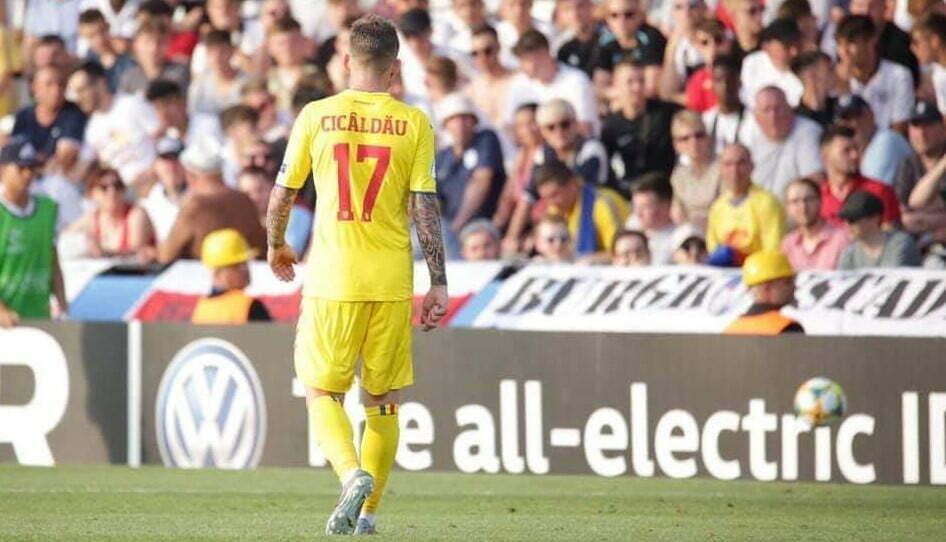 4 milioane de euro pentru transferul lui Cicâldău în Franța!