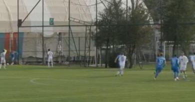 Nistor marcheaza la debutul pentru Craiova