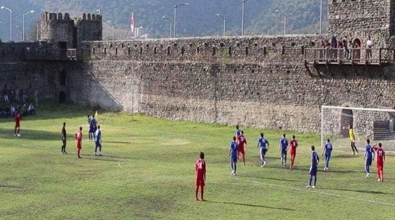 stadion in Georgia