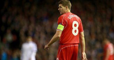 Steven Gerrard inapoi la Liver