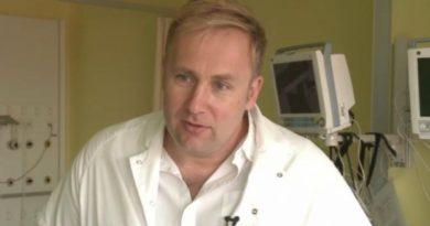 Victor Costache teste de coronavirus