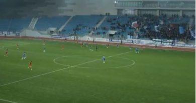 FCU Craiova - Lipova 2-2 Stoenac gol si pasa de gol