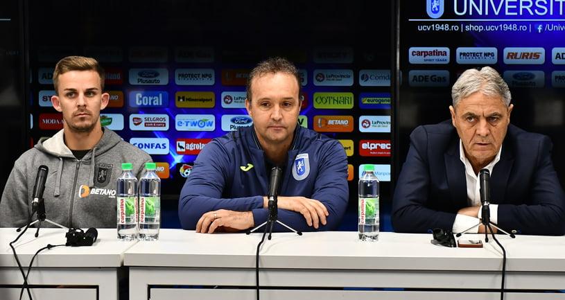 """Încă un transfer la Craiova: """"S-a rezolvat"""""""