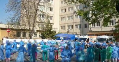 Spitalul Victor Babes Craiova