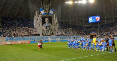 Craiova - Dinamo rivalitate