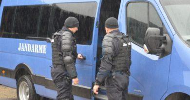 Jandarmii din Craiova loviti de coronavirus