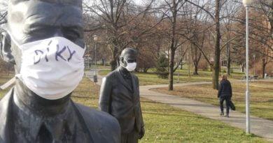 masca de protectie in Cehia
