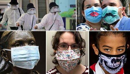 masca de protectie Europa