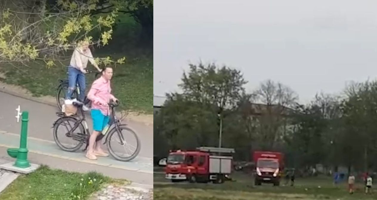 VIDEO! Stare de urgență pentru unii, alții au liber în parc și la fotbal!