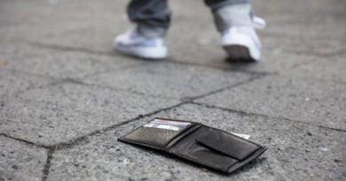 portofel pierdut in Craiova