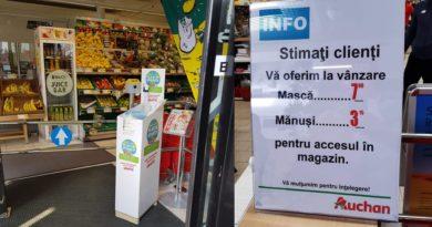 masti gratis masti la Auchan