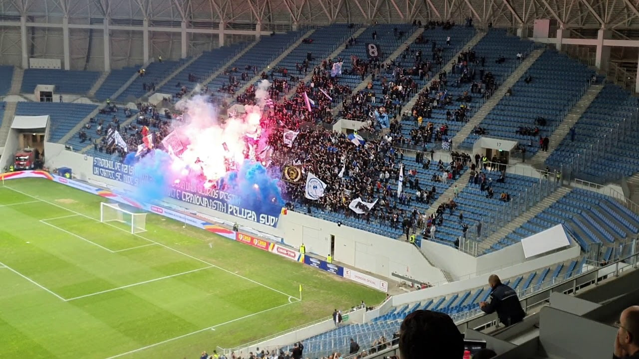 FCU Craiova pe Oblemenco