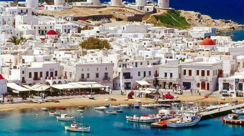cum se va face plaja in Grecia
