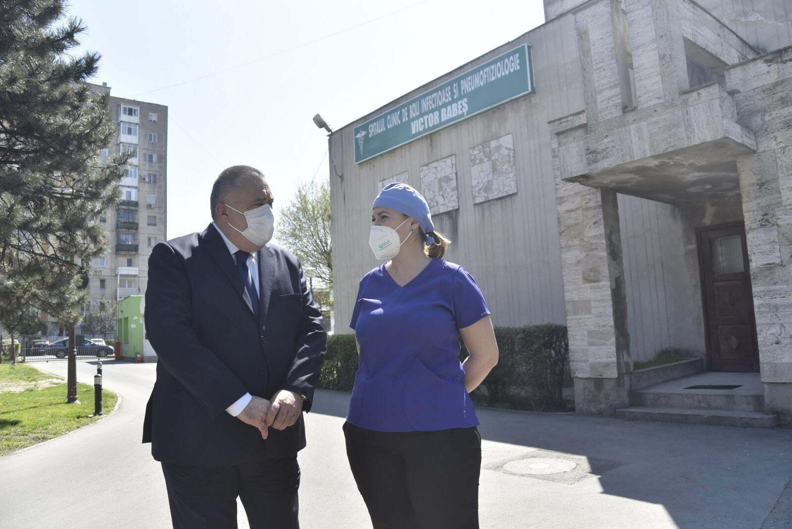 2.1 milioane de lei de la Primărie pentru Spitalul Victor Babeș!