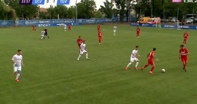 Croitoru dupa ce a vazut Craiova - Targoviste 0-1